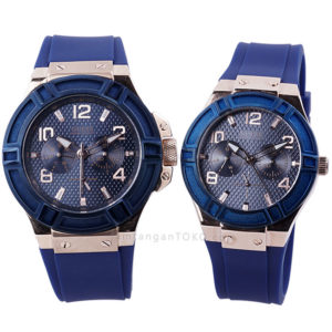 Fashion Couple Rigor Blue Rubber