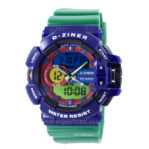 G-MIX DZ-8089 Blue Green Glossy
