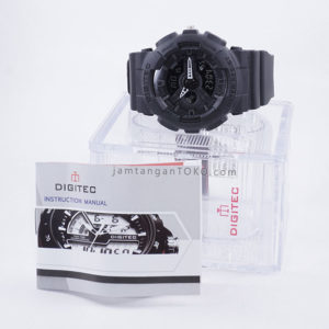 Kelengkapan Digitec DG-2020T Full Black