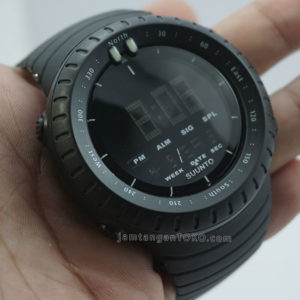 jam tangan suunto core all black classic kw hands on