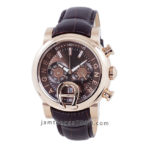 Bari Chronograph Brown Leather