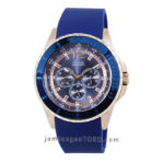 Maverick W0485G1 Steel Fashion Blue Rubber