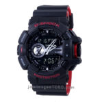 GA-400HR-1A Black Red