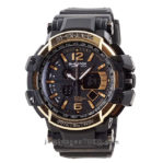 GPW-1000GB-1A Black Gold Aviation Series KW1