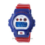 DW-6900AC-2 Blue and Red