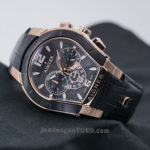 Palermo Black Rose Gold Chronograph 44mm KW Super A58500