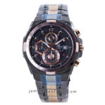 EFR-539BKG-1AV Black Rose Gold