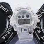 DW6900 Camo White Snow