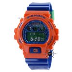 DW-6900SC-4 Orange Blue Crazy Color