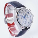 Tag Heuer Carrera Heritage Blue Silver KW SUPER Grade AAA Bagian Samping 2