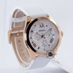 AM4486 Cecile Kulit Putih Rose Gold Original