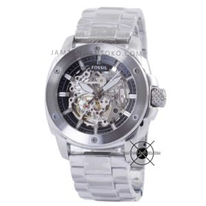 Modern Machine Rantai ME-3081 Silver Automatic Original