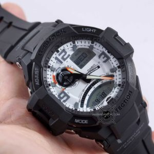 CASIO G-Shock GRAVITYMASTER GA-1000-2A Black White Dial ORI BM Hands ON