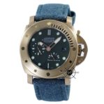 Luminor Submersible 1950 BRONZO Jeans Strap