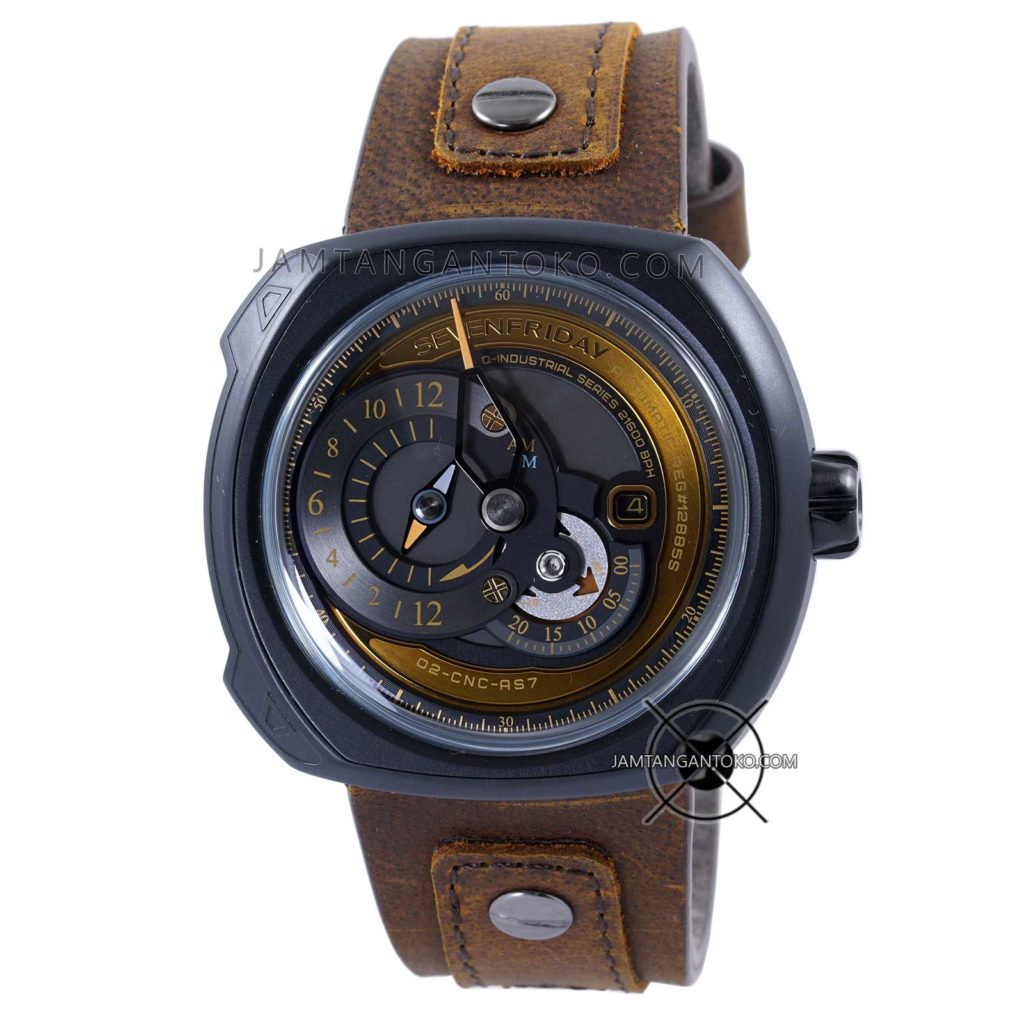 Jam tangan Sevenfriday Choo-Choo Q2/03 Clone Original Mirror Replica