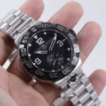 TAG Heuer Formula 1 Grande 200 Meters Professional KW Super Hands ON