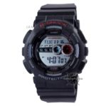GD-100-1A Black Red