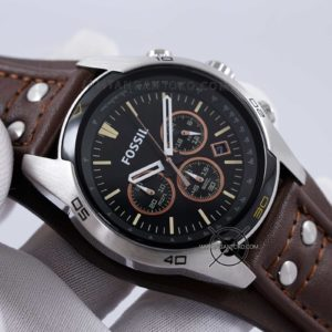 Fossil Pria Original Coachman CH2891 Hands ON