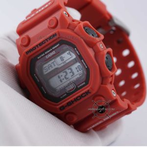 G-Shock Monster GXW-56-4A Full Red Ori BM