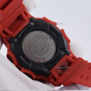 G-Shock Monster GXW-56-4A Full Red Ori BM Bagian Case Back