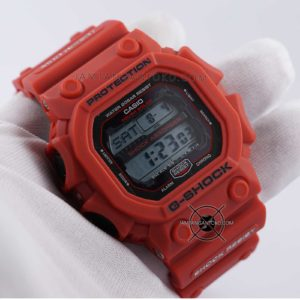 G-Shock Monster GXW-56-4A Full Red Ori BM Hands ON