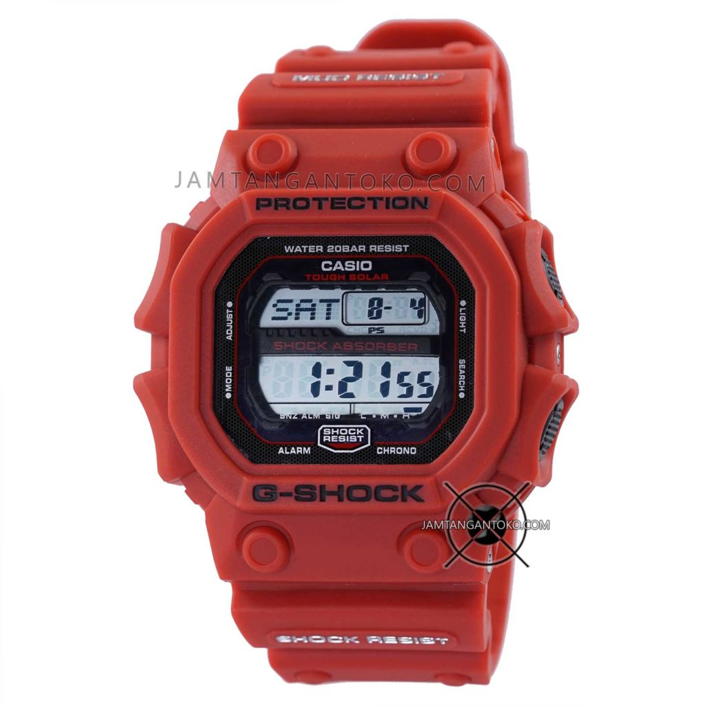Jam tangan G-Shock Monster GXW-56-4A Full Red Ori BM