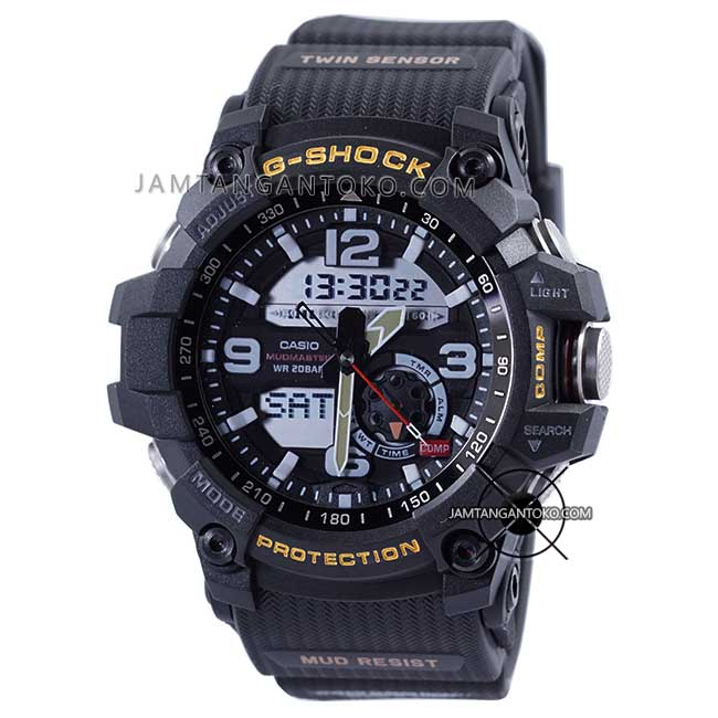 G-Shock GG-1000-1A Black Ori BM