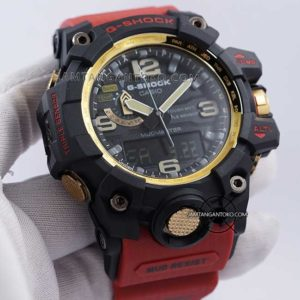MUDMASTER GWG-1000GB-4A ORI BM Red and GOLD Hands ON 2