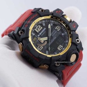 MUDMASTER GWG-1000GB-4A ORI BM Red and GOLD Hands ON