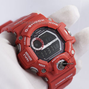 G-Shock Rangeman Merah GW-9400RD-4 Ori BM Hands ON 1