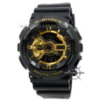 GA-110GB-1A Black Gold Glossy