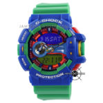 GA-400-2A Green Blue Crazy Color Series