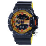 GA-400BY-1A Black Yellow