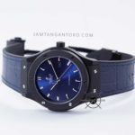Classic Fusion 45mm Blue and Black Automatic