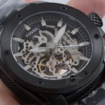 MODERN MACHINE ME3080 Black Automatic Skeleton Original
