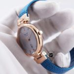LADIES AC 2757 LD Blue Rose Gold Passion