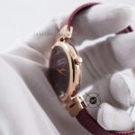 LADIES AC 2757 LD Purple Rose Gold Passion