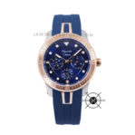 LADIES AC 2772 BF Blue Rubber