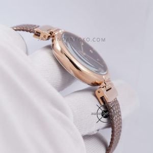 AC 2757 LD Brown Rose Gold Original Bagian Samping 2