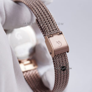 AC 2757 LD Brown Rose Gold Original Bagian Strap