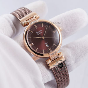 AC 2757 LD Brown Rose Gold Original Hands ON 1