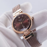 LADIES AC 2757 LD Brown Rose Gold