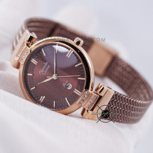 AC 2757 LD Brown Rose Gold Original Hands ON 3