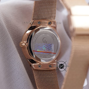 AC 8331 LD Mesh Full Rose Gold Original Bagian Back Case