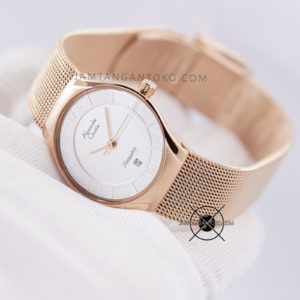 AC 8331 LD Mesh Full Rose Gold Original Hands ON 2