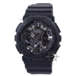 GA-120B-1A1 All Black Metallic Dial