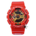 x Marvel GA-110IRONMAN-4PR Red Gold Hot Rod