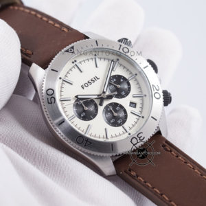 FOSSIL Pria Retro Traveller CH2886 Original Hands ON 1