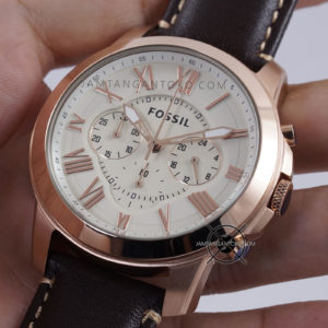 Fossil Pria Grant Chronograph FS4991 Original Hands ON 2