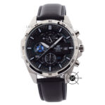 EFR-556L-1AV Black Leather
